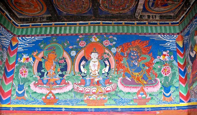 3-great-bodhisattvas