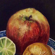 apple-oil-painting-carmen-mensink
