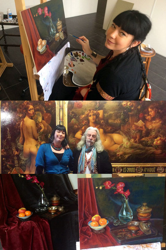 classic-realism-painter-carmen-mensink-with-cornelis-le-mair