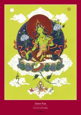 green-tara-poster-thangka