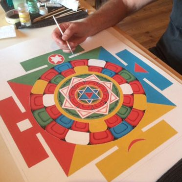 how-to-paint-mandala