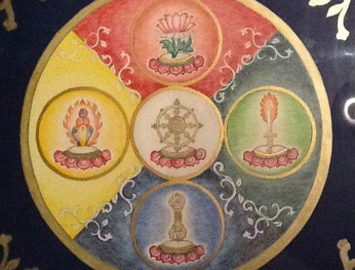 mandala-5-buddha-families