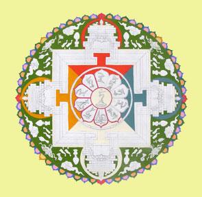 mandala-green-tara-by-carmen-mensink