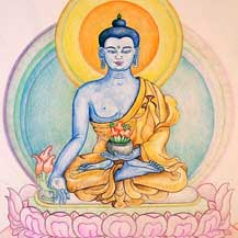 medicine-buddha-color-pencils-thangka-student