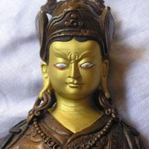 padmasambhava-statue-gilding