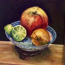 still-life-with-apple-lime-onion-carmen-mensink