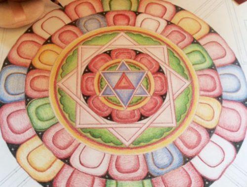 tibetan-mandala-painting