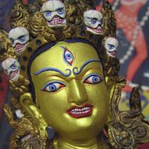 vajrayogini-buddha-statue-gilding