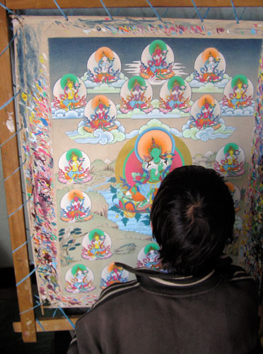 21-taras-thangka-painter