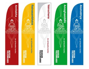 5-buddha-family-flags-carmen-mensink