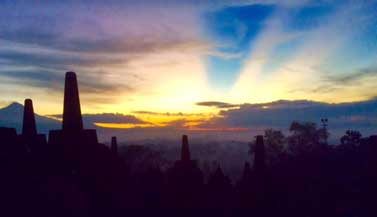 borobudur-sunrise