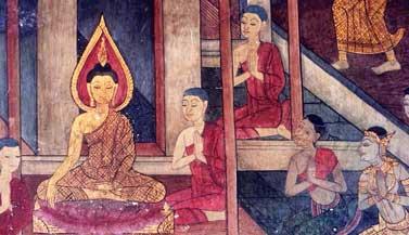 buddha-story-mural-painting