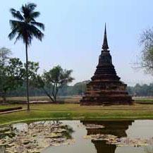 buddhist-kingdom-sukothai-thailand