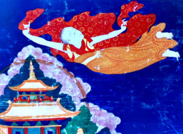 flying-monk-mystics-old-thangka
