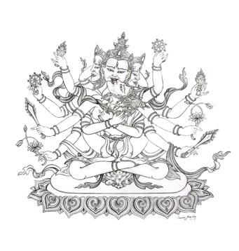 guhyasamaja-by-carmen-mensink