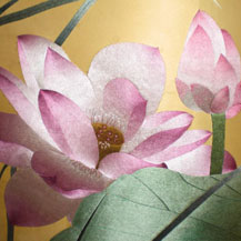 lotus-embroidery-singapore-temple