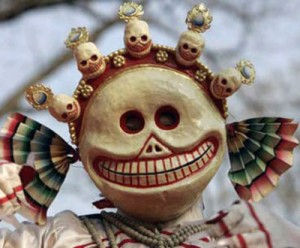 skull-mask-cham-dance