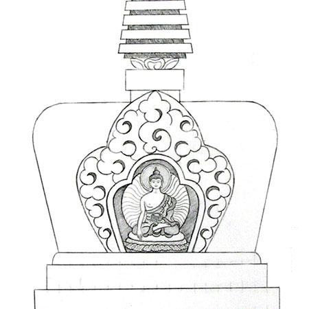 stupa-closeup-by-carmen-mensink