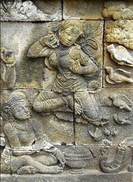 yogini-apsara-borobudur-dakini