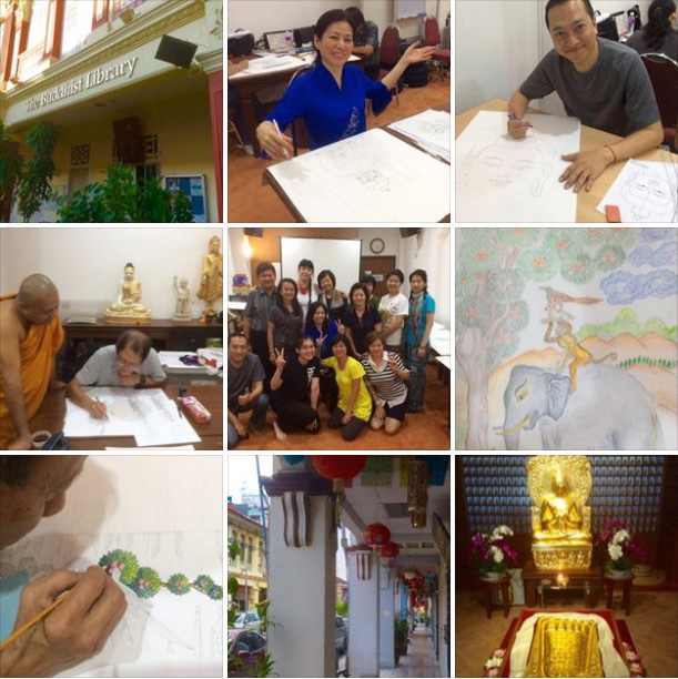 buddhist-art-class-singapore-with-carmen-mensink