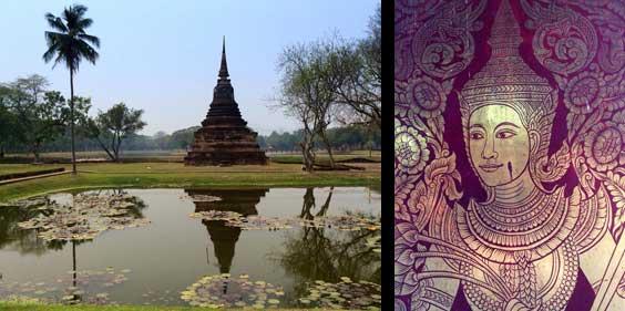 buddhist-art-thailand
