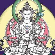 chenrezig-avalokiteshvara-thangka-weekends