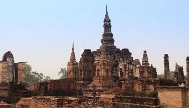 sukhothai-12th-century-thailand