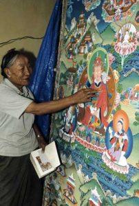 thargey-Padmasambhava-thangka