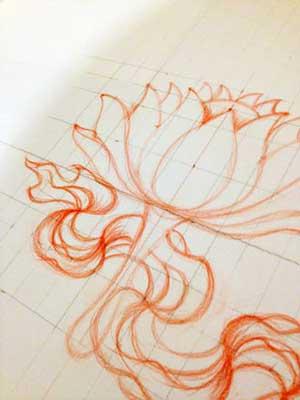lotus-sketch-symbol