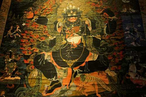 mahakala-thangka-dharma-protector