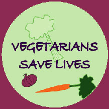 vegetarians-save-lives