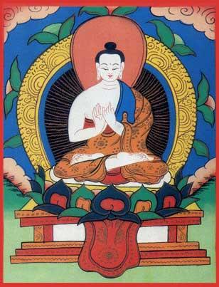 The 5 Buddha Families explanation | Buddhist Art, Thangka
