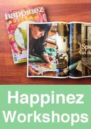 Workshops Happinez Magazine
